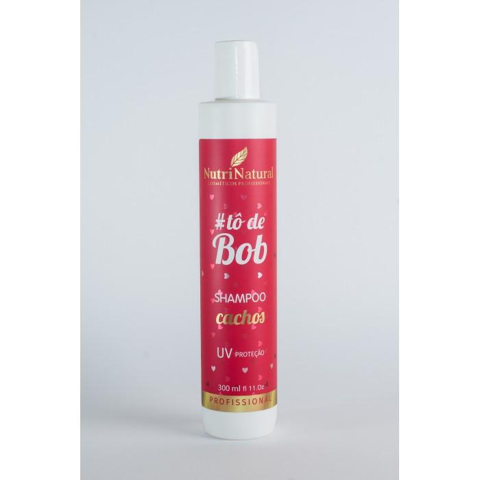 Shampoo #tô de Bob Cachos