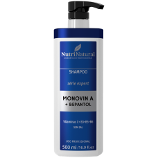 Shampoo Monovin A+ Bepantol 500Ml