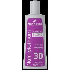 Shampoo Blond Nutri Platinum 300ml